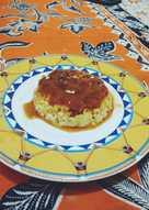 Lache flan(puding karamel)