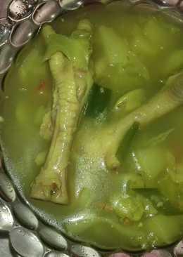 Soto Ayam Ceker