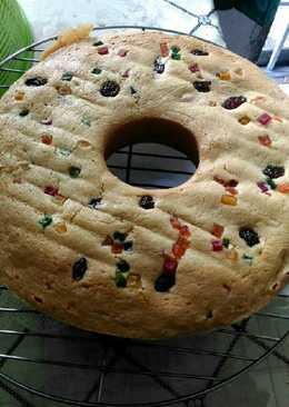 Fruit's cake/ cake buah
