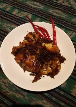 Ayam Goreng Jahe
