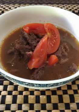Daging Kuah Simpel A la Mama