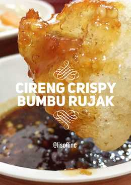 Cireng Crispy Bumbu Rujak