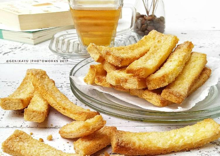 roti kering yang ditulis Genika yulia bisa jadi  Resep Bàgelen / roti kering Dari Genika yulia