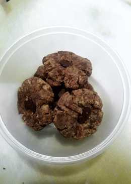 Cookies teflon sederhana