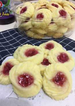 Cookies Susu (3 bahan)