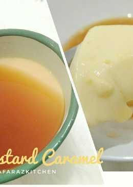 Puding Karamel Simple Custard 🍮😍🍮