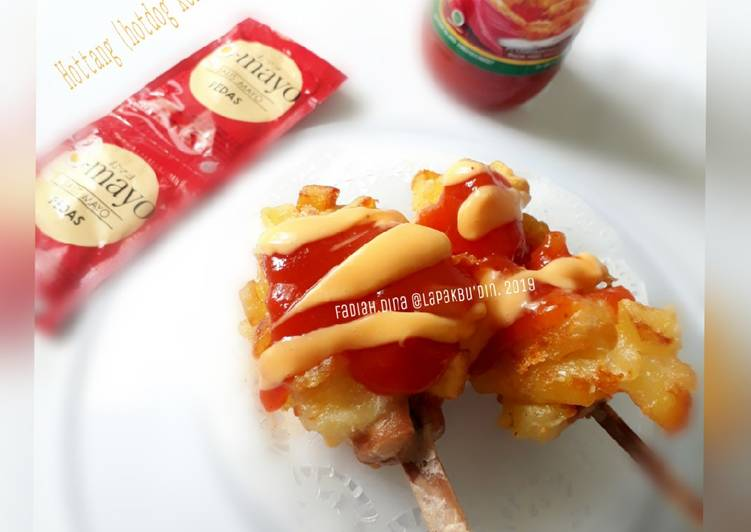 Resep Hottang Hotdog Kentang Oleh Fadiah Dina Lapak Bu