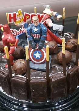 343 resep cake coklat ulang tahun enak dan sederhana Cookpad