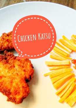 Simply Chicken Katsu #Bandung_RecookWidynaura
