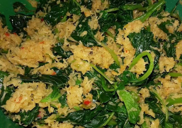 Resep Urap sayuran Oleh TinTanz Kitchen (Agustin_Tan)