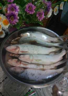 Ikan Bandeng fresh bumbu ala Kanjeng Mami