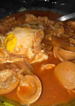 Rebusan Kimchi