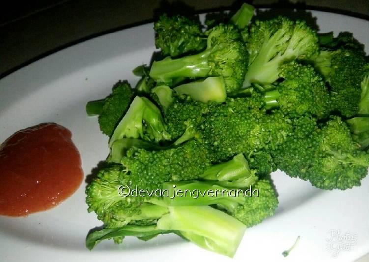Brokoli Rebus