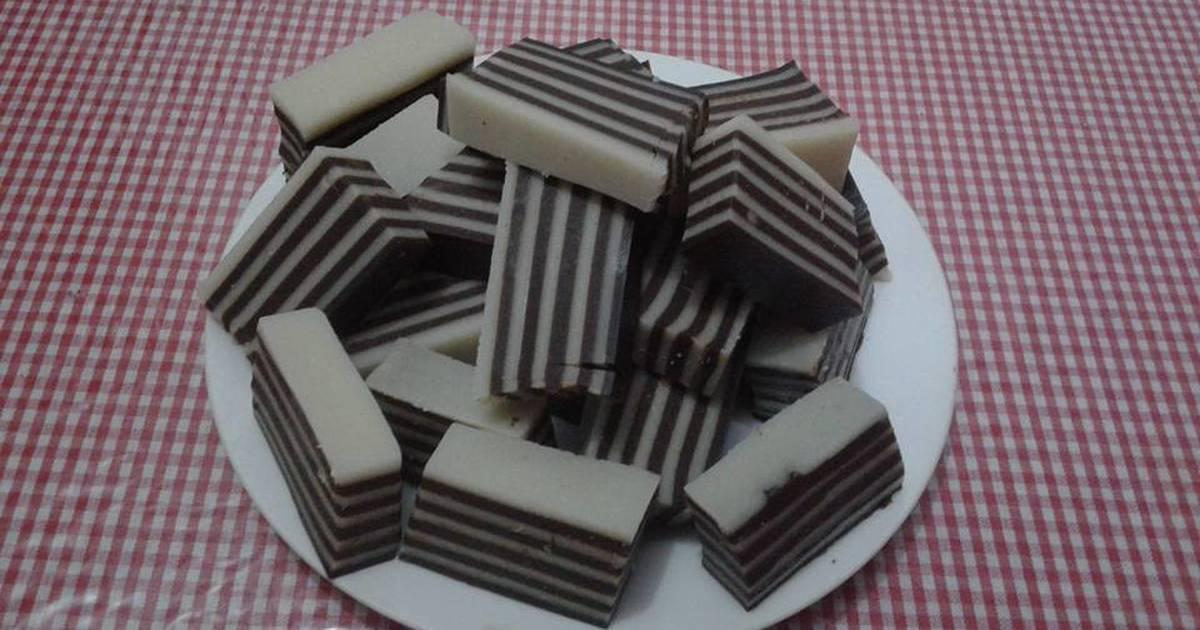 Resep Kue lapis coklat