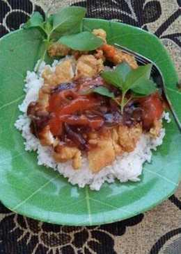 Chicken katsu homemade sederhana + mudah (selamat mencoba)