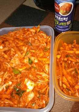 Fresh kimchi ala2