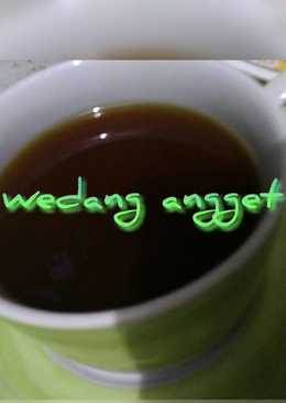 ☕Wedang Angget ☕