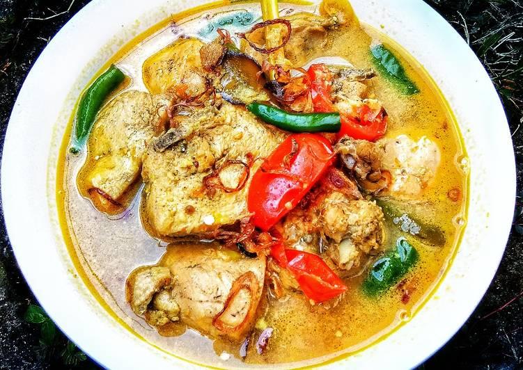 Hasil gambar untuk Kari Langsa Ayam