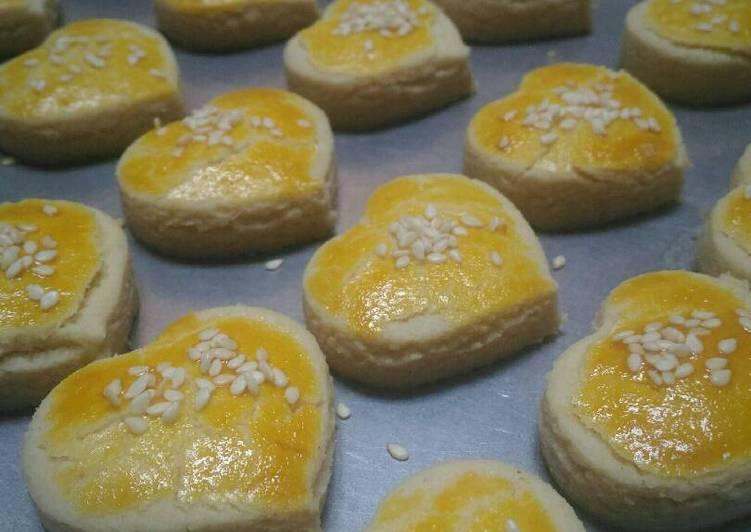 Resep Kue Bawang Jadul: Resep Kue Kacang Jadul. Oleh Iip