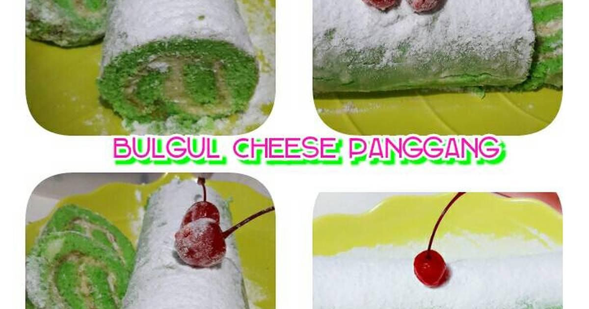 Resep Bolu Cheese Pandan