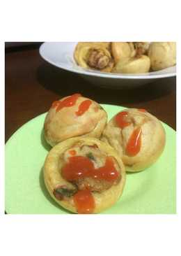 Takoyaki kakap