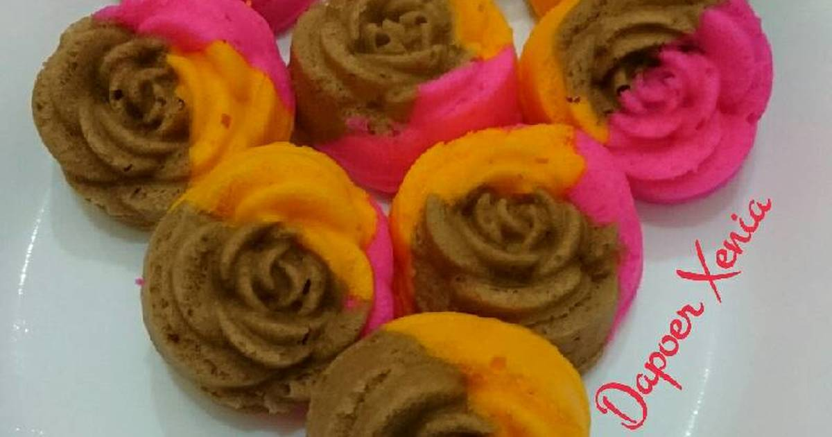 Resep Bolu Mawar 🌹