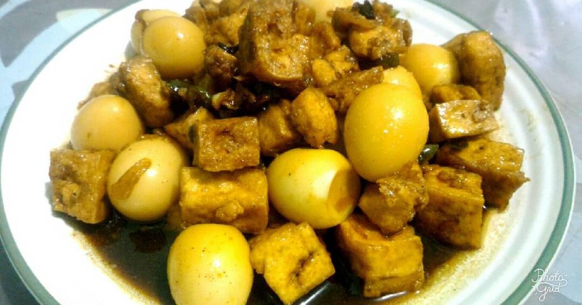 1 015 resep tahu telur puyuh enak dan sederhana   cookpad