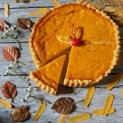 Pie Labu (Pumpkin Pie)