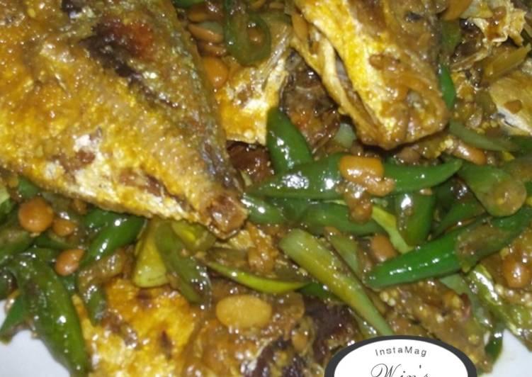 Ikan Kembung Tauco