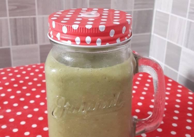 Sari kacang hijau (Booster ASI)by mam Alundra