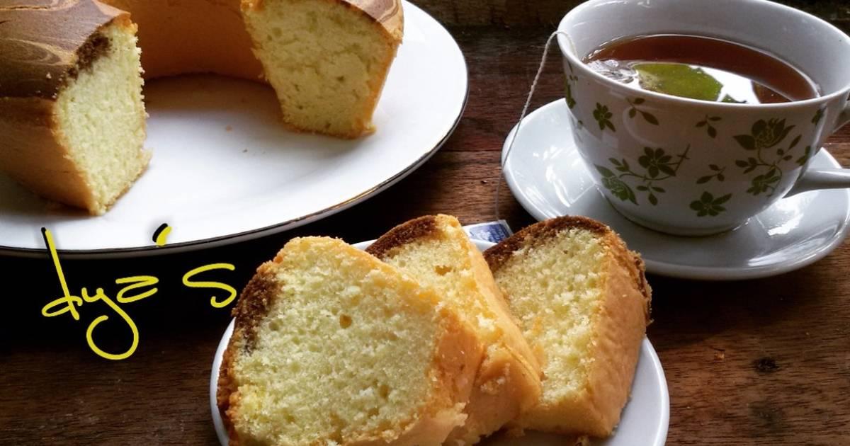 Resep Bolu Jadul Full Wisman: 55 Resep Cake Marmer Jadul Enak Dan Sederhana