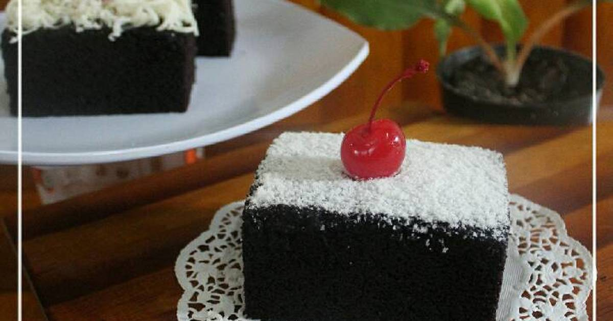 Resep Cake Tanpa Telur Jtt: Resep Eggless Cake Coklat Sangat Moist, Lembut (tanpa
