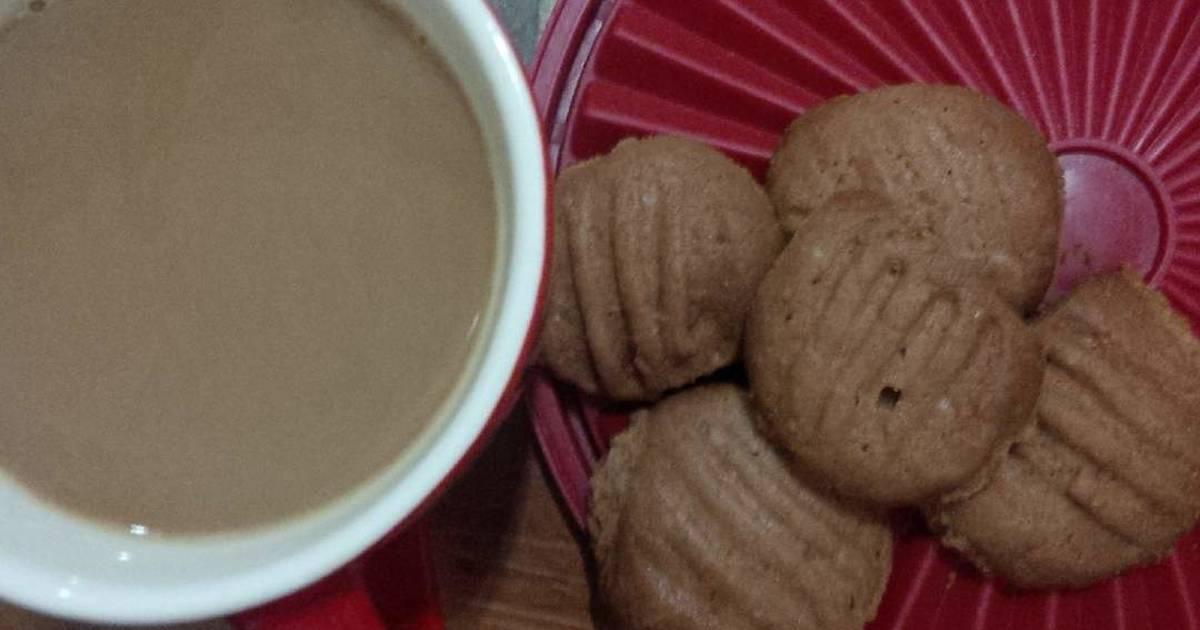 Resep COOKIES coklat UMUM (oven)