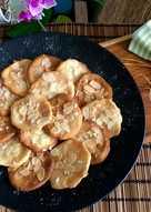 Almond Kriyuuuk (Cookies garing)