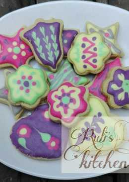 Fancy cookies (kukis hias)