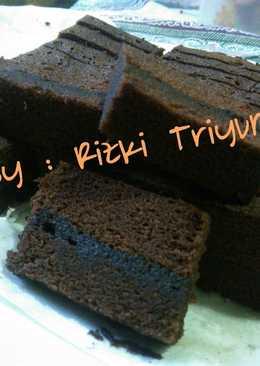 Brownies Kukus Nyoklat