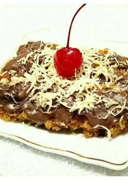 Pisang Goreng Crispy Coklat Keju/Pisang Adabi