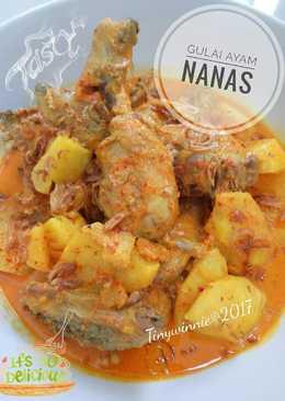 Ayam Gulai Nanas