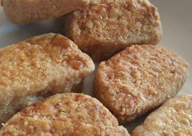 Resep Kue Bawang Jadul: Resep Kue Kacang Jadul No Telur Oleh Febby Annisa