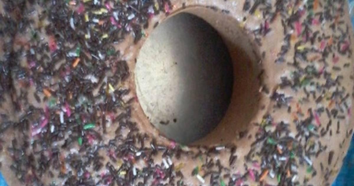 Resep bolu coklat panggang tabur ceres