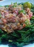 Kangkung sambal belimbing