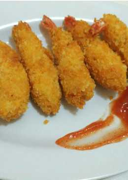 Ebi furai / udang tempura