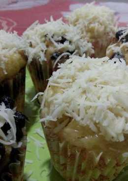 Brownies keju nutricake kukus ala Shahara