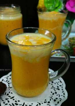 Mango Yogurt Blend   Jus Mangga Kekinian