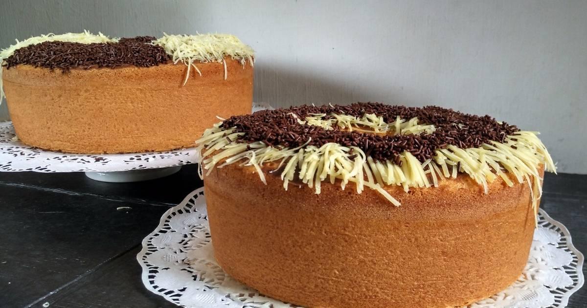 Resep Cake Tape Jadul: Resep Bolu Jadul Ewi Oleh Ella