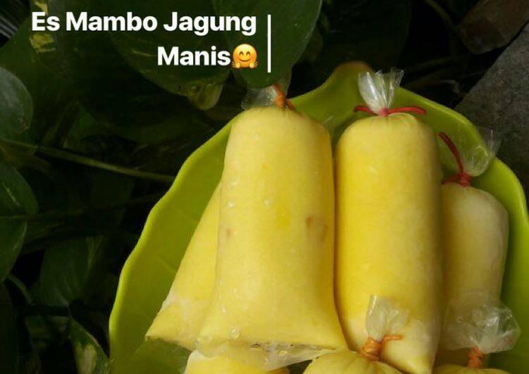 Es Mambo Jagung Manis