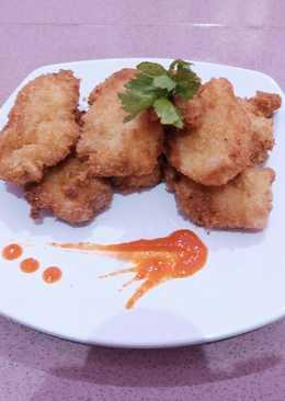 Chicken katsu ala Fida