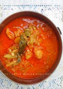 Sambal Goreng Labu Siam/Manisa (untuk Lontong Cap Gomeh) (🇮🇩)