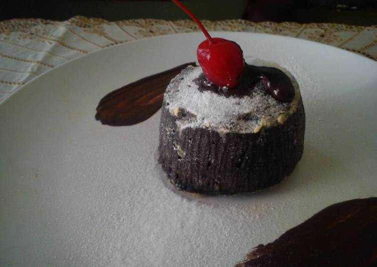 Resep Lava Cake Steam (Molten Choco Steam) Karya Nareta