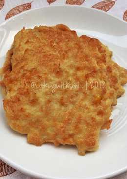 29. Homemade Chicken Patty Frozen (bisa untuk daging burger / sandwich)